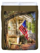 Southern Charm Duvet Cover by Benanne Stiens