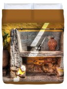Southern Exposure Duvet Cover