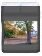 Southern Fall Duvet Cover