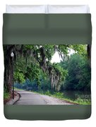 Southern Freeway Duvet Cover