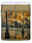 Southern Gold Duvet Cover