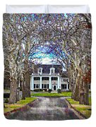 Southern Gothic Duvet Cover