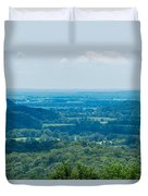Southern Illinois Duvet Cover
