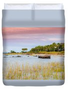 Southern Living - Sullivan's Island Sc Duvet Cover