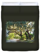 Southern Pathway Duvet Cover