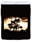 Southern Pine Duvet Cover