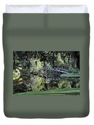 Southern Reflections Duvet Cover