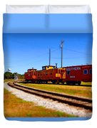Southern Surreal 6 Duvet Cover