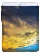 Southwest Nebraska Chase Day 046 Duvet Cover