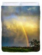 Southwest Nebraska Chase Day 047 Duvet Cover