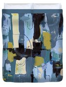 Spa Abstract 2 Duvet Cover