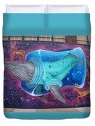 Space Dream Duvet Cover