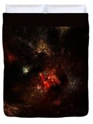 Space Nebula 2 Duvet Cover