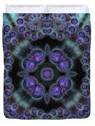 Space Ornament Duvet Cover
