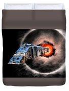 Space Pirates Duvet Cover