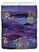 Space Royalty Duvet Cover