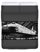 Space Shuttle Endeavour 2 Duvet Cover