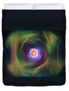 Space Time Sequence Duvet Cover