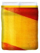 Spain Flag Duvet Cover