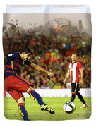 Spain Spanish Super Cup Duvet Cover