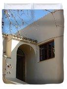 Spanish Archway Duvet Cover
