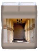 Spanish Corridor Duvet Cover