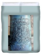 Spanish Crest 1764 Duvet Cover
