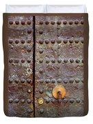 Spanish Door Duvet Cover