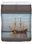 Spanish Galleon Duvet Cover