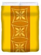 Spanish Gold Rectangle Duvet Cover