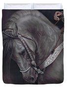 Spanish Horse Duvet Cover