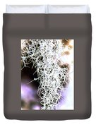 Spanish Moss Duvet Cover by Dana Patterson