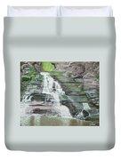 Sparkling Falls Duvet Cover
