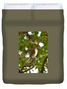 Sparrow-1 Duvet Cover