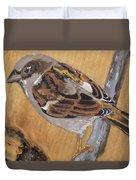 Sparrow 1 Duvet Cover
