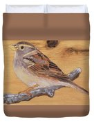Sparrow 2 Duvet Cover