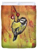 Sparrow - Bird Duvet Cover