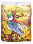 Sparrow's Song Duvet Cover