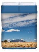 Sparse Duvet Cover by Rick Furmanek