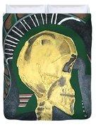 Spartan Visions Duvet Cover