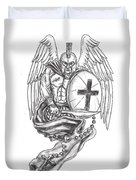d17d1e1c72331 Spartan Warrior Angel Shield Rosary Tattoo IPhone X Case for Sale by ...