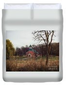Spaulding Church Duvet Cover