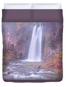 Spearfish Falls Duvet Cover