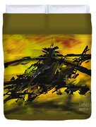 Special Forces Duvet Cover
