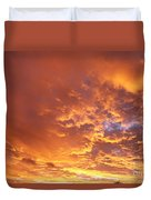 Spectacular Sunrise Duvet Cover
