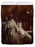 Spectrum Appearance Of Banquo Duvet Cover
