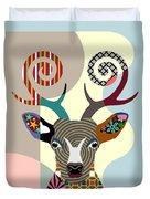 Spectrum Deer Duvet Cover