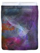 Spectrum Twist Duvet Cover