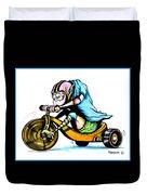 Speed Racer Duvet Cover