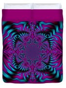 Spellbound - Abstract Art Duvet Cover